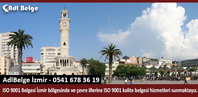 ISO Kalite Belgelendirme İzmir